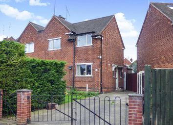 Thumbnail 2 bed semi-detached house for sale in Willow Avenue, Hope, Wrexham