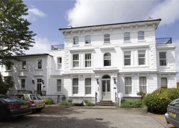 Thumbnail 4 bed flat for sale in Renshaw Court, 157 Church Road, Wimbledon