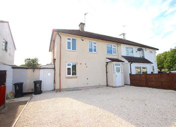 3 bed semi-detached house for sale in Elsworthy Walk, Leicester LE3