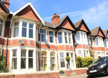 Thumbnail 3 bed terraced house for sale in Melbourne Road, Llanishen, Cardiff