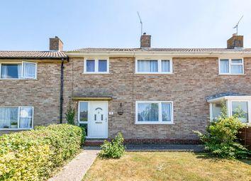 Thumbnail 3 bed terraced house for sale in Warren Way, Basingstoke
