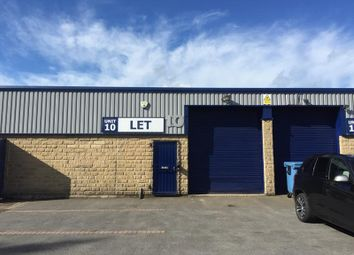 Thumbnail Light industrial to let in Unit 10 Victoria Park Industrial Estate, Lightowler Road, Halifax