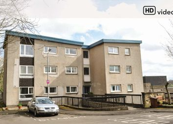 Thumbnail 2 bed flat for sale in Scott Avenue, Bowling, Glasgow