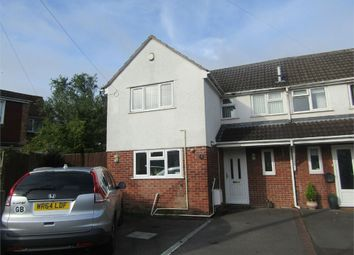 Thumbnail 3 bed end terrace house for sale in Tanorth Close, Whitchurch, Bristol