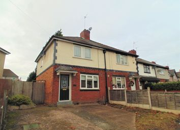 Thumbnail 3 bed semi-detached house to rent in Westbury Road, Wednesbury