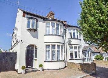 3 bed semi-detached house for sale in Dundonald Drive, Leigh-On-Sea, Essex SS9
