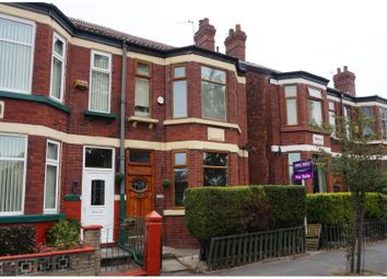 3 bed end terrace house for sale in Edgeley Road, Cheadle Heath SK3