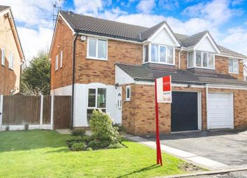 4 bed semi-detached house for sale in Fieldhead Mews, Wilmlsow, Cheshire, . SK9