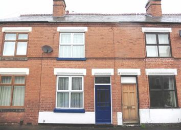 Thumbnail 2 bed terraced house to rent in Keats Lane, Earl Shilton, Leicester