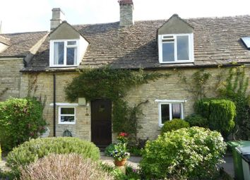 Thumbnail 2 bed cottage for sale in King Edwards Way, Edith Weston, Oakham