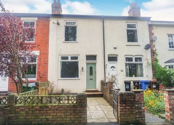 Thumbnail 2 bed terraced house to rent in Kent Road, Stockport