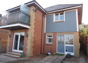 Thumbnail 4 bed detached house for sale in New Road, Brading, Sandown