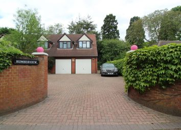 Thumbnail 5 bed detached house for sale in Cliff Top Lane, Hessle