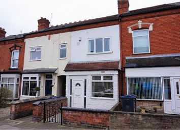 Thumbnail 2 bed terraced house for sale in Midland Road, Birmingham