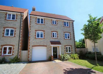 Thumbnail 4 bed detached house for sale in Hollybrook Mews, Yate, South Gloucestershire