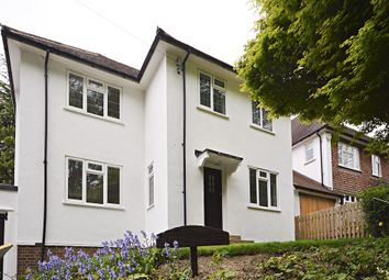 Thumbnail 5 bed detached house to rent in Ridgegate Close, Reigate