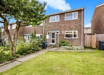 Thumbnail 3 bed terraced house for sale in Godwin Close, Halstead