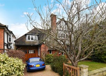 Thumbnail 4 bed detached house for sale in Greenway, Southgate, London