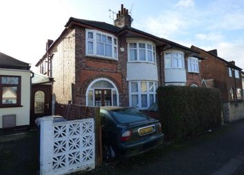 Thumbnail 4 bed semi-detached house for sale in Evington Lane, Evington, Leicester