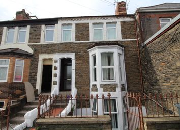 Thumbnail 6 bed terraced house for sale in Richard Street, Cathays, Cardiff