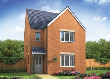 "Thumbnail 4 bedroom semi-detached house for sale in ""The Lumley"" at City Road, Edgbaston, Birmingham"