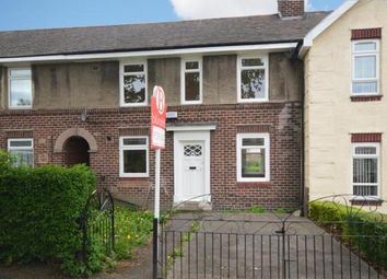 Thumbnail 3 bed terraced house for sale in Fircroft Road, Sheffield, South Yorkshire