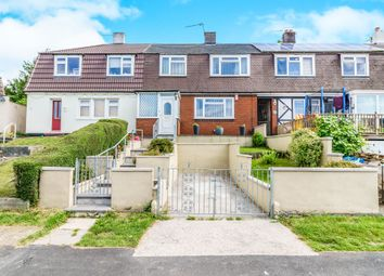 Thumbnail 4 bedroom terraced house for sale in Newcastle Gardens, Plymouth