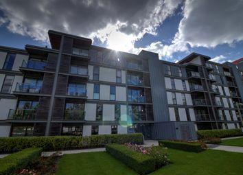 Thumbnail 1 bed flat for sale in Merrivale Mews, Milton Keynes