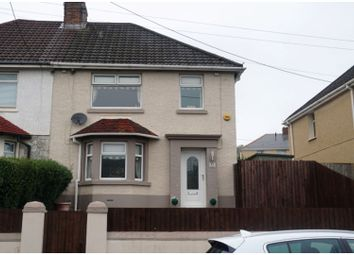 Thumbnail 3 bed semi-detached house for sale in Cwmclais Road, Port Talbot