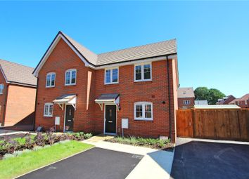 Thumbnail 4 bed semi-detached house for sale in Lobelia Drive, West Durrington, Worthing, West Sussex