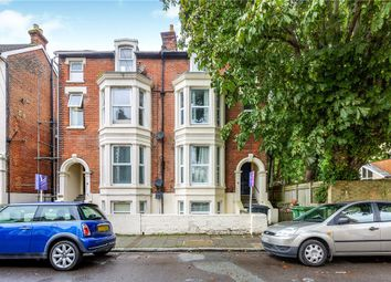 Thumbnail 4 bed flat for sale in Elphinstone Road, Southsea, Hampshire