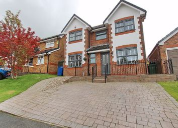Thumbnail 4 bed detached house for sale in Haweswater Crescent, Unsworth, Bury