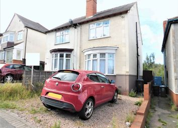 Thumbnail 2 bed semi-detached house to rent in Powke Lane, Rowley Regis