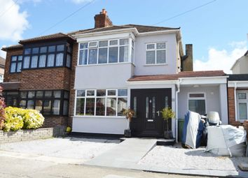 Thumbnail 4 bedroom semi-detached house for sale in Albany Road, Hornchurch