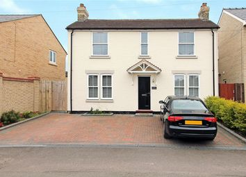 Thumbnail 3 bedroom detached house for sale in Burgess Road, Waterbeach, Cambridge