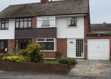 Thumbnail 3 bed property to rent in Mill Lane, Burscough, Ormskirk