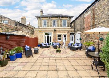 Thumbnail 2 bed link-detached house for sale in The Broadway, St. Ives, Huntingdon