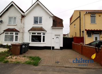 Thumbnail 4 bed semi-detached house to rent in Millfield Road, Luton, Bedfordshire