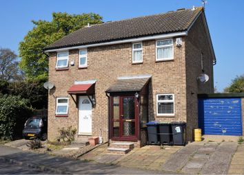 Thumbnail 2 bed semi-detached house for sale in Broomfield Road, Herne Bay