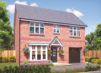 Thumbnail 3 bed detached house for sale in Tunnel Road, Nuneaton