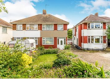Thumbnail 3 bed semi-detached house for sale in Greenway, Chatham, Kent