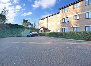 Thumbnail 1 bed flat for sale in Winston Close, Greenhithe, Kent