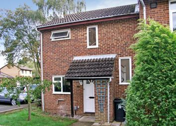 Thumbnail 2 bed end terrace house to rent in Eastmead, Horsell, Woking