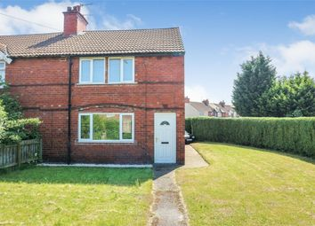 Thumbnail 3 bed end terrace house for sale in West End Lane, New Rossington, Doncaster, South Yorkshire