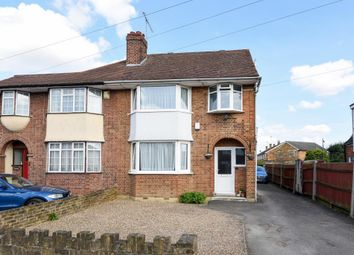 Thumbnail 4 bedroom semi-detached house for sale in Vicarage Road, Sunbury-On-Thames