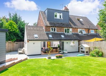 Thumbnail 4 bed semi-detached house for sale in Lawson Avenue, Tiddington, Stratford-Upon-Avon
