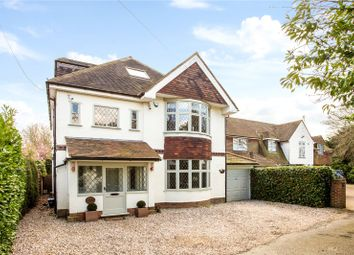Thumbnail 5 bed detached house for sale in Upper Cornsland, Brentwood, Essex