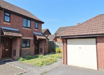 Thumbnail 2 bed end terrace house for sale in Lambourne Drive, Locks Heath, Southampton, Hampshire