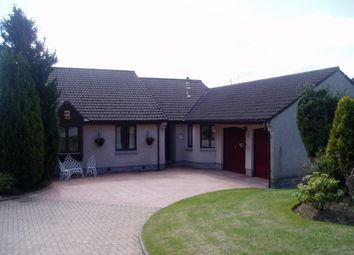 Thumbnail 4 bed bungalow to rent in Earlspark Crescent, Bieldside, Aberdeen