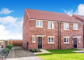 Thumbnail 3 bed semi-detached house for sale in Cherry Drive, Pontefract